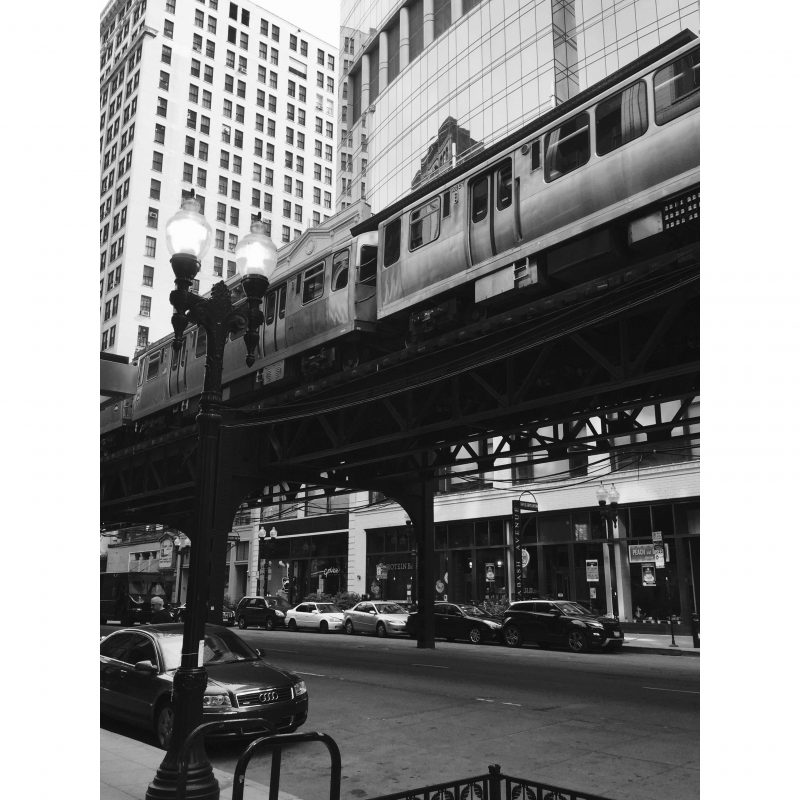 YOU CAN FIND ICONIC BLACK & WHITE PHOTOGRAPH CHICAGO FOR SALE IN UK